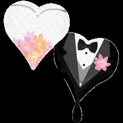 Hochzeitsballon 207